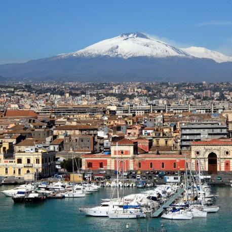 Blitz Catania Etna 3 gg.